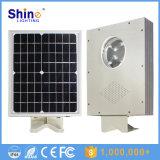 5W LED del sensor de movimiento de ahorro de energía al aire libre del jardín Luz solar