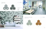 Hexagon Reeks van het Raadsel van de Ceramiektegel