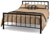 HostelおよびDormitoryのためのHeadboardの単一のMetal Bed