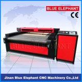 Ele-1626 CNC Laser 절단기, 이산화탄소 자동적인 CNC Laser 절단기, 직물 Laser 절단기