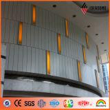 Ideabond Polyester-Splitter-verbiegendes Aluminiumwand-Dekoration-Innenpanel (AE-32E)
