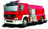 Sinotruk Brand Water Type Fire Fight Truck
