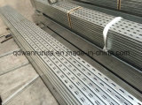 Manica d'acciaio galvanizzata scanalata dell'acciaio dolce C