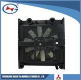 S12r-Ptaa2-C: Radiador de aluminio del agua para el conjunto de generador de Mitsubishi