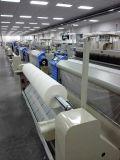 ガーゼの包帯の空気ジェット機の織機の編むプロセス