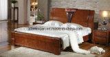 Festes hölzernes Bett-moderne doppelte Betten (M-X2265)