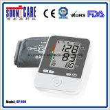 헬스케어 (BP 80N)를 위한 큰 LCD 디지털 상완 혈압계