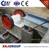 Дробилка челюсти PE250*400/высокое задавливая и минируя оборудование