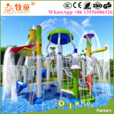 China Water Play Equipment Small Kids Water House para crianças