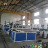 중국 제조자에서 PVC WPC 벽면 생산 라인