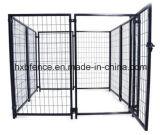 Клетка собаки ячеистой сети квадратной пробки напольная