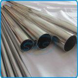 Tubi rotondi dell'acciaio inossidabile per la maniglia di portello di vetro