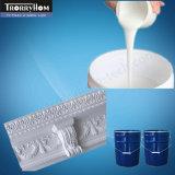 Caoutchouc liquide RTV-2 silicone pour Gypsum Cornice Fabrication de moules