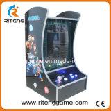 Эксплуатируемая монеткой верхняя часть таблицы машины аркады с 60 играми