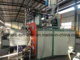 HDPE erstellte gewundene Rohr-Strangpresßling-Zeile Maschinen-Gerät ein Profil