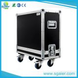 Heet-Sale 8u, 10u 12u Space Mixer Rack Case Carrying Wheels voor Amplifier Equipments