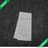 衣服のための高い等級の布の印刷のラベル