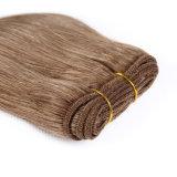 Remy 브라질 사람의 모발 Silkly 도매 똑바른 직물 (BHF037)