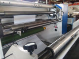Máquina de revestimento adesiva de etiqueta de papel Hot-Fusion