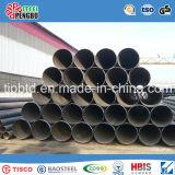 Tubo e tubi rotondi saldati ERW del acciaio al carbonio