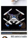 2016 de Nieuwe MiniHelikopter Cheerson CX-10W RC Quadrocopter van de Afstandsbediening WiFi met de MiniHommels Cheerson CX-10c Fpv van de Camera