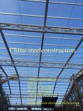 Edificio de acero de la estructura de la construcción