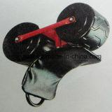 Zwei Körper-Rad-Garten-Arbeits-Sitzkarre