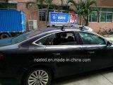 Leiden van Amerika P2.5 P5 3G/WiFi, de LEIDENE Hoogste Vertoning van de Taxi