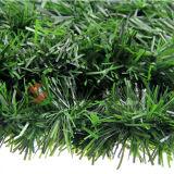 옥외 인공적인 회양목 산울타리 플라스틱 정원 담 스크린