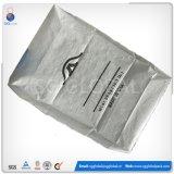 30kg imperméabilisent le sac de soupape tissé par polypropylène de la colle
