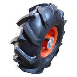 """10 roda de borracha inflável pneumática da polegada 10 """" X3.50-4"""