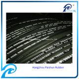 SAE 100r6 Flexible Single Fibre Braid Hydraulic Hose