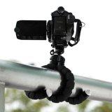 Mini basamento della spugna di sostegni del treppiedi del polipo per le macchine fotografiche dei telefoni mobili