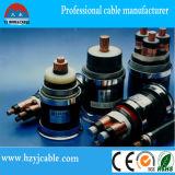 Cabo 0.6/1kv da corrente eléctrica da bainha do PVC com isolação de XLPE