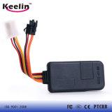 Perseguidor del GPS del vehículo con el GPS y las libras de doble que sigue las soluciones (TK116)