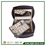 Коробка ювелирных изделий Customzied цены по прейскуранту завода-изготовителя шикарная деревянная