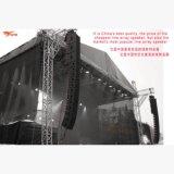 Im FreienVera12+ baute 12inch passive Zeile Reihen-Lautsprecher-System aus