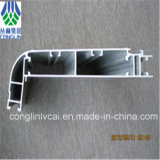 Perfil complexo do alumínio da seção