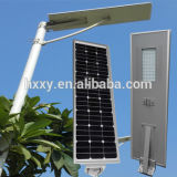 calle integrada solar Lightr del sensor de movimiento del alto brillo 80W LED