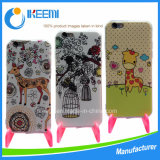 Venta caliente Thin transparente TPU Mobile Case