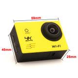 4k 30fps HD миниое Kamera камеры спорта шлема WiFi 2.0 дюймов