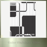 Bester Farben-Edelstahl gedruckter Blatt-China-Hersteller des Preis-304