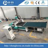 La alimentación automática Auto máquina de cambio de cortadores CNC Router