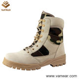 Speedhooks (CMB005)のMilitary良質のCamouflageの砂漠Military Boots