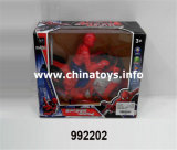 La plastica elettrica dei giocattoli gioca il motociclo di B/O (992201)
