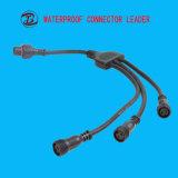Teiler 1 gab 5 ausgab elektrisches Kabel Automobil-Soem-Draht-Verbinder ein