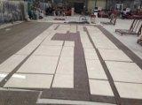 床タイルの平板のためのルイのベージュ大理石