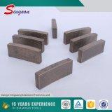 Segmento do diamante da ferramenta de estaca 700mm de China