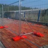 Leute Used Temporary Fence für Baustelle