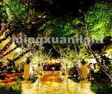 Aluminiumgehäuse-Minilaserlichte RGB-Weihnachtsbaum-Licht für im Freien
